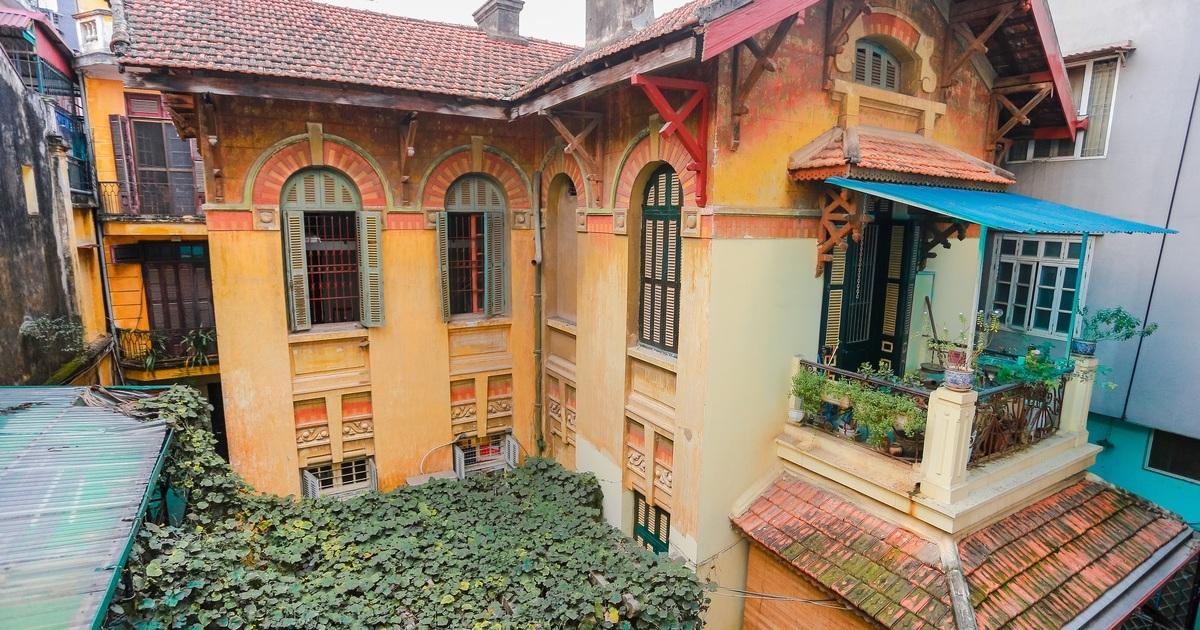 Hà Nội bảo tồn 1.253 biệt thự cổ