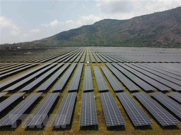 Việt Nam đang trải qua giai đoạn 'bùng nổ năng lượng Mặt Trời'