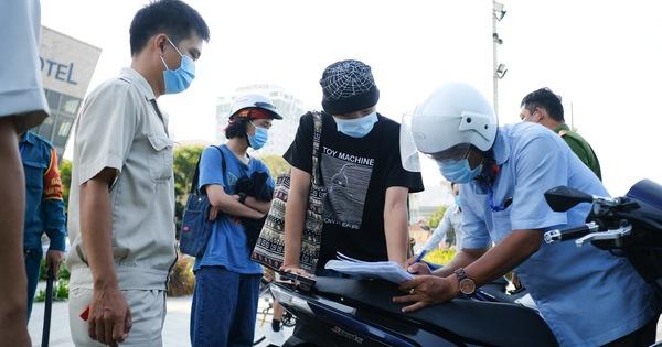 Đà Nẵng xử phạt nhiều người không mang khẩu trang nơi công cộng
