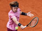 Nóng nhất Madrid Open: Rublev ngược dòng, Thiem khởi đầu tưng bừng sau 2 tháng nghỉ