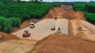 Vướng mắc nguồn vật liệu làm cao tốc Mai Sơn - QL45