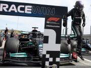 """Đua xe F1, Portuguese GP: Kỷ lục mới về 3 """"khách mời"""" trên podium"""