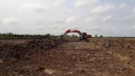Cao tốc Mỹ Thuận-Cần Thơ cần 2 triệu khối cát, nhà thầu gặp khó nguồn cung