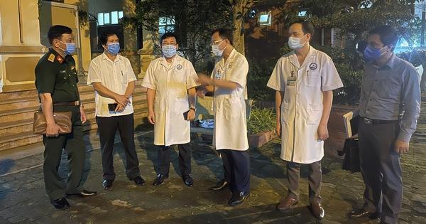 Cách ly xã hội toàn TP Vĩnh Yên, Đà Nẵng xét nghiệm tài xế, Hưng Yên cấm tập trung quá 20 người