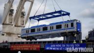 TP.HCM: Ngày 10/5, hai đoàn tàu metro cập bến cảng Khánh Hội