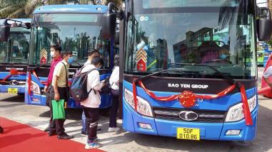 Nhiều lợi ích khi đấu thầu khai thác xe buýt