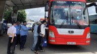 TP.HCM yêu cầu các đơn vị kinh doanh vận tải tiếp tục phòng dịch Covid-19