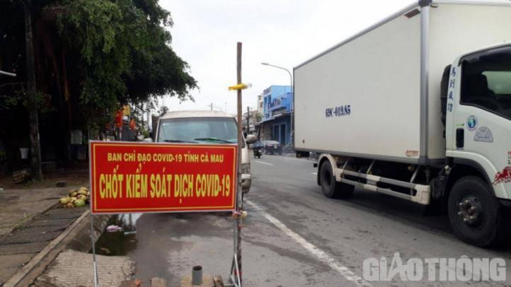 Người vận chuyển hàng hóa lưu trú tại Cà Mau quá 24 giờ cần lưu ý gì?