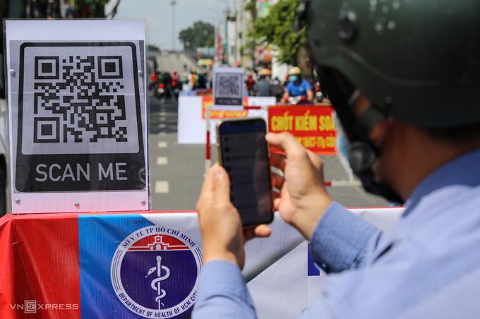 Mỗi người dân sẽ có mã QR vào năm 2025