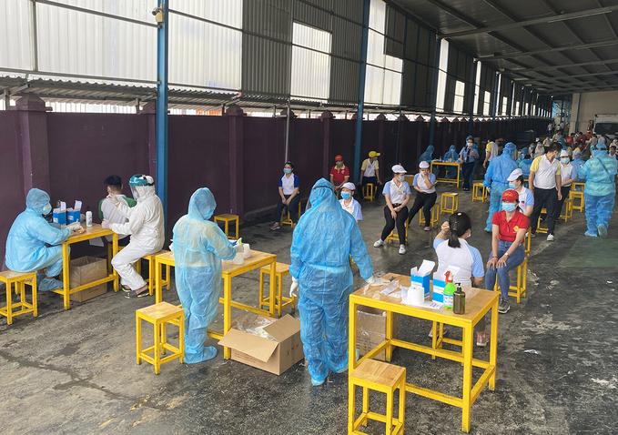 TP HCM nỗ lực cắt đứt đường lây nhiễm Covid-19