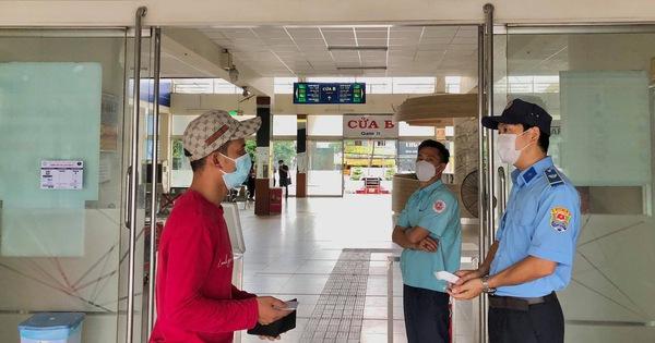 Tạm dừng toàn bộ xe khách tuyến TP.HCM - Đắk Lắk