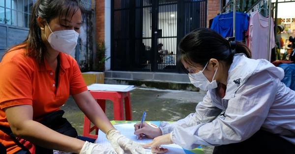 Hơn 700 người ở Hóc Môn khai báo không trung thực, 'nhận nhầm' gói hỗ trợ đợt 3