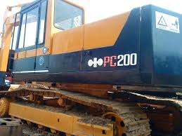 Cần Mua máy xúc KOMATSU PC200-3 tại Miền Bắc