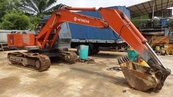 Cần mua máy xúc đào HITACHI EX 120-1.