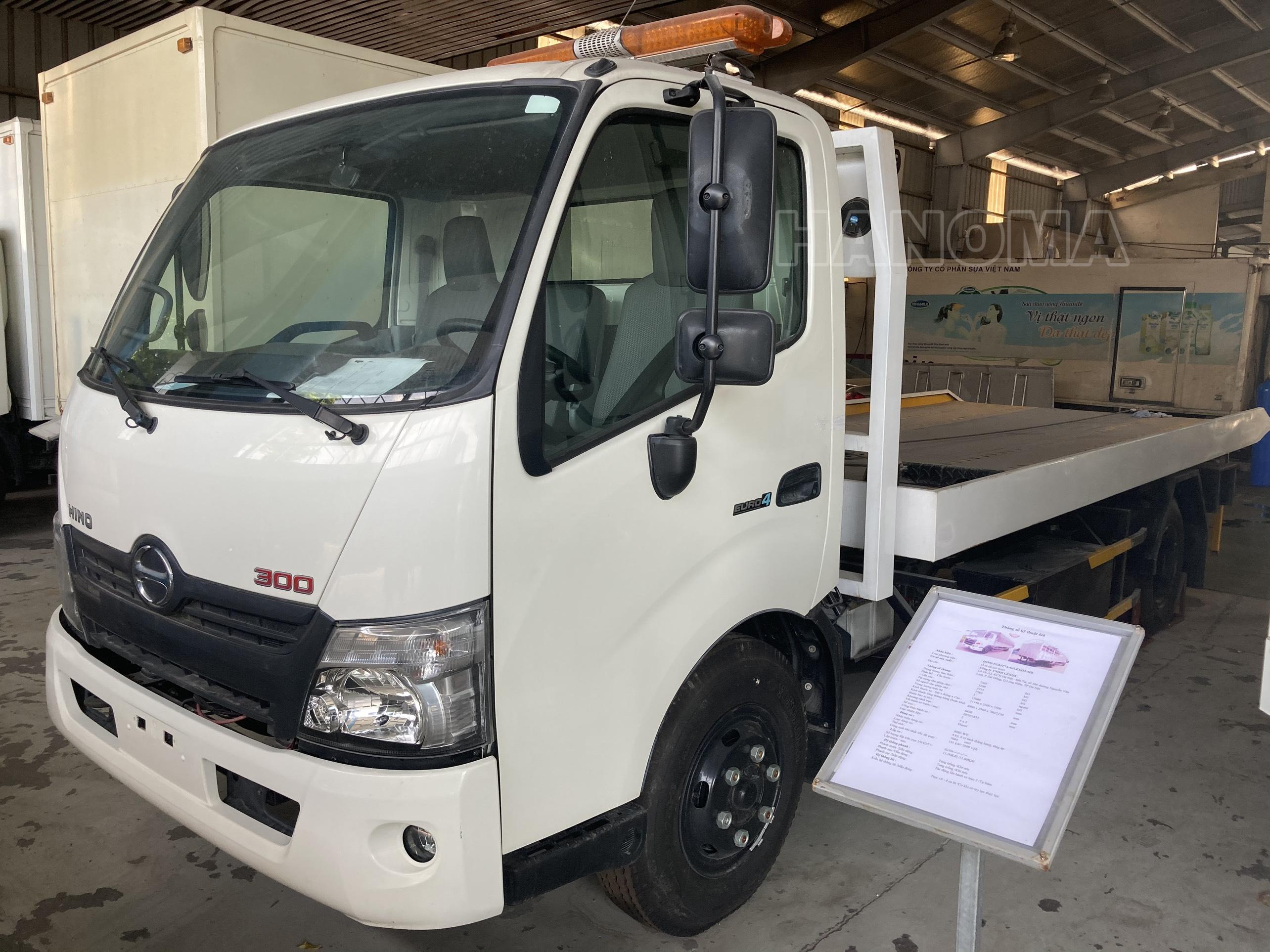Xe tải HINO XZU730L-HKFTL3
