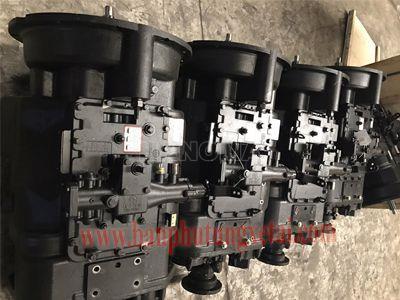 Hộp số xe tải Trung Quốc: Hộp số Dongfeng, Vinaxuki, Howo, Shacman