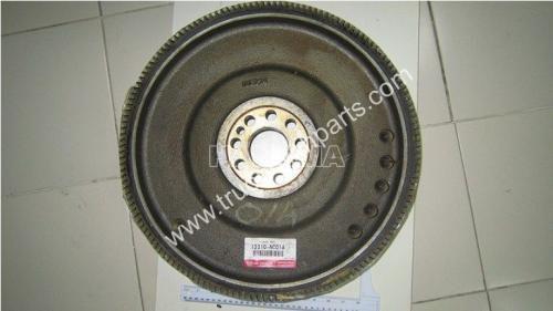 Bánh đà động cơ nissan xe xúc lật , 12310-NC01A - Phụ Tùng Máy Xúc Lật