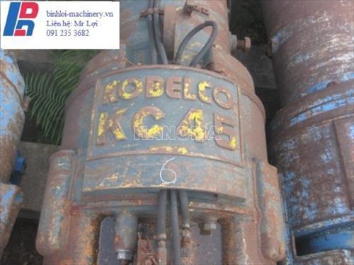 Búa rung ép cọc KOBELCO KC45