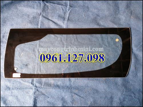 KÍNH DƯỚI CỬA MÁY XÚC HITACHI EX100-5 , EX120-5 , EX200-5 , EX330-5