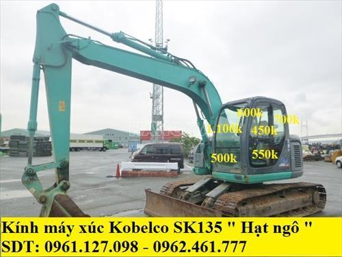 KÍNH MÁY XÚC KOBELCO SK135