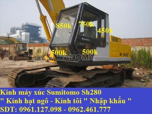 KÍNH MÁY XÚC SUMITOMO SH280