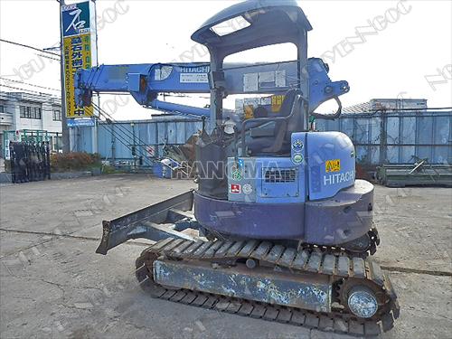 Cẩu mini HITACHI TX40UR 2003 2.9 tấn