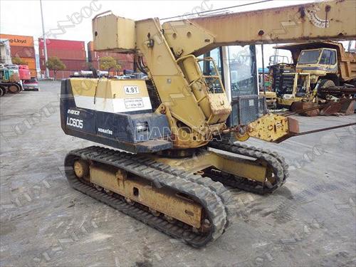Cẩu mini KOMATSU LC605-1 LC6539155 5 tấn