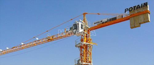Cẩu tháp POTAIN MC 205B