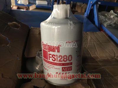 Lọc nhiên liệu FS1280 xe tải Dongfeng Hoàng Huy