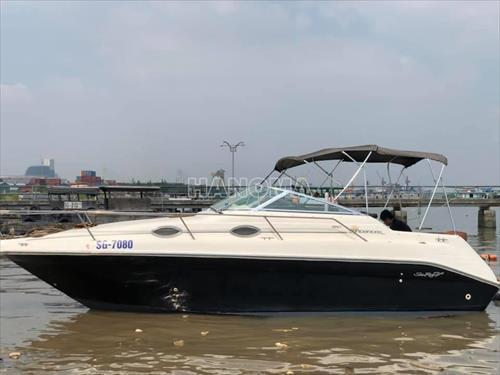 Du thuyền 2006 SEARAY 250