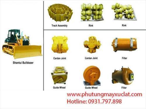 Phụ tùng máy ủi Shantui SD13