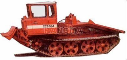 Phụ tùng máy kéo gỗ TDT-55, TT-4