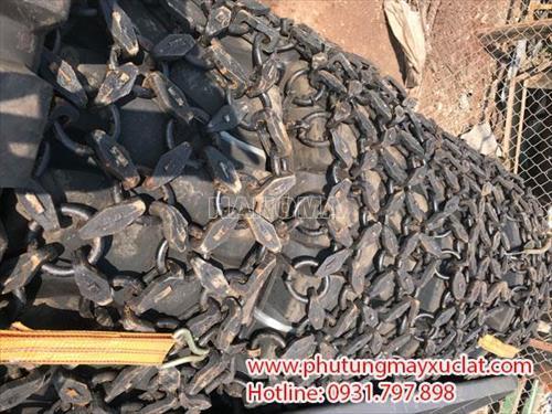 Lốp và xích bọc lốp 16/70-20 chất lượng cao