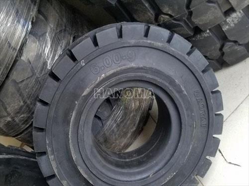 lốp hơi xe nâng 6.00-9 - lốp đặc xe nâng 6.00-9 chất lượng cao