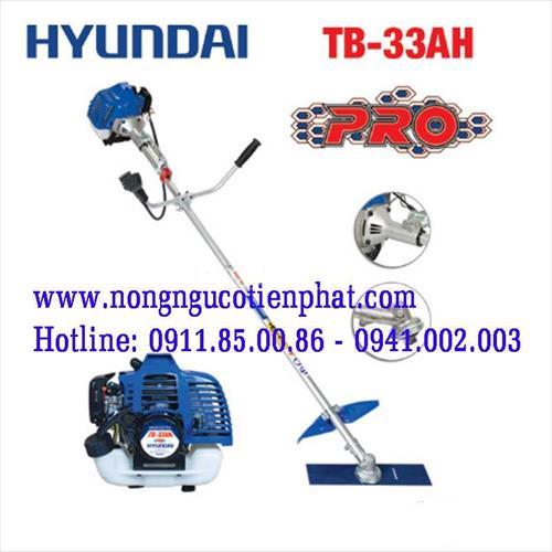 Máy cắt cỏ HYUNDAI TB-33AH