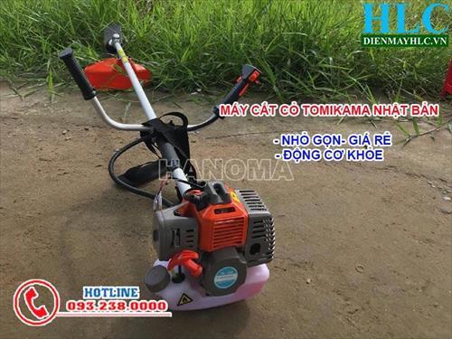 Máy cắt cỏ 2019 TOMIKAMA HLC 330
