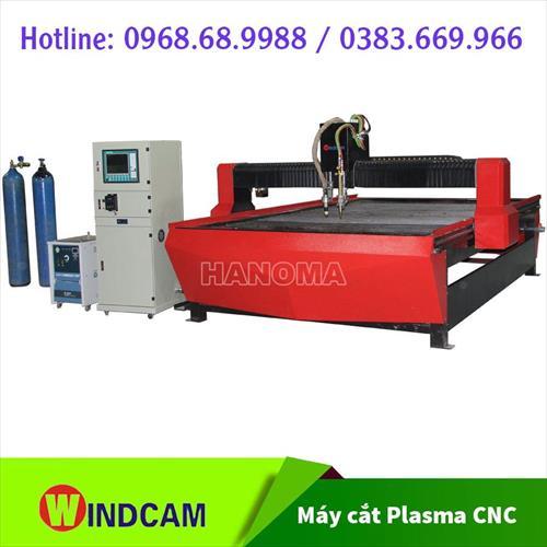 Máy cắt  ĐÔNG PHƯƠNG PLASMA CNC 1730