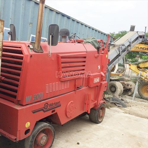 Máy cắt đường nhựa WIRTGEN W500 2001  PF240