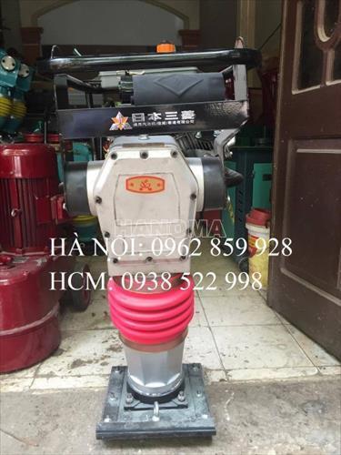 Máy đầm cóc HONDA HCD90