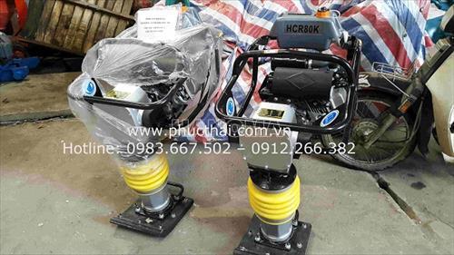 Máy đầm cóc HONDA HCR80K