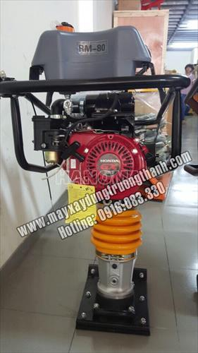Máy đầm cóc HONDA RM80 5.5kw