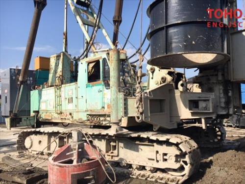 Máy đóng cọc  NIPPON/SHARYO DH508 1990