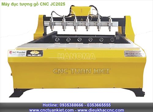 Máy đục gỗ TQ JC2025-6A