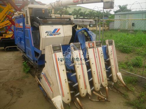 Máy gặt đập liên hợp ISEKI HL500