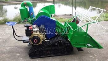 Máy gặt đập liên hợp KAMAST 4LZ - 0.8