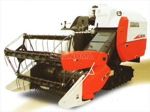Máy gặt đập liên hợp KUBOTA DC 35