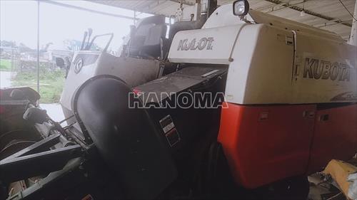 Máy gặt đập liên hợp 2017 KUBOTA DC 70