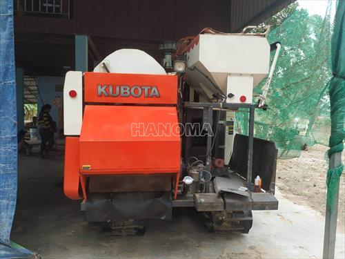 Máy gặt đập liên hợp 2016 KUBOTA DC70