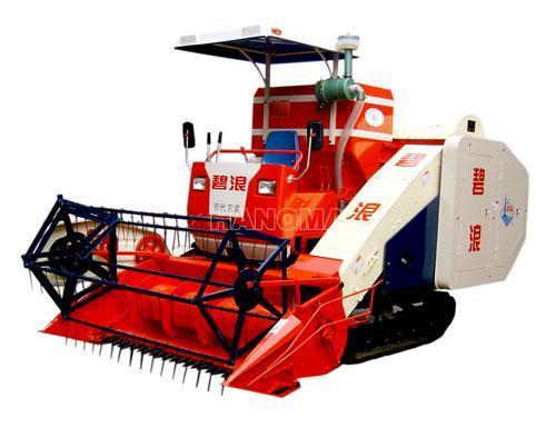 Máy gặt đập liên hợp TQ 4LZ-1.0