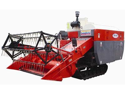 Máy gặt đập liên hợp VN MGD320